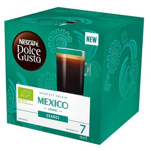 NESCAFE DOLCE GUSTO GRANDE MEXICO 12KAPS LUOMU 108 G