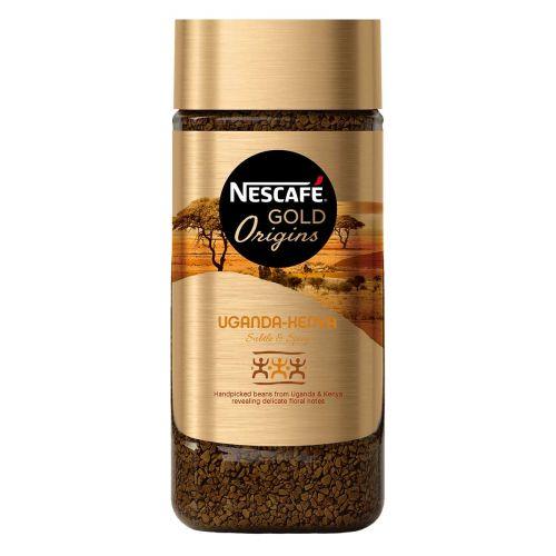 NESCAFE GOLD UGANDA-KENYA  100 G