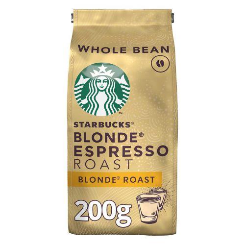 STARBUCKS BLONDE ESPRESSO ROAST BEAN 200 G