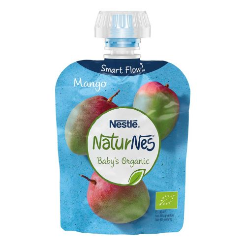 NESTLE  NATURNES  MANGOA 6KK LUOMU 90 G