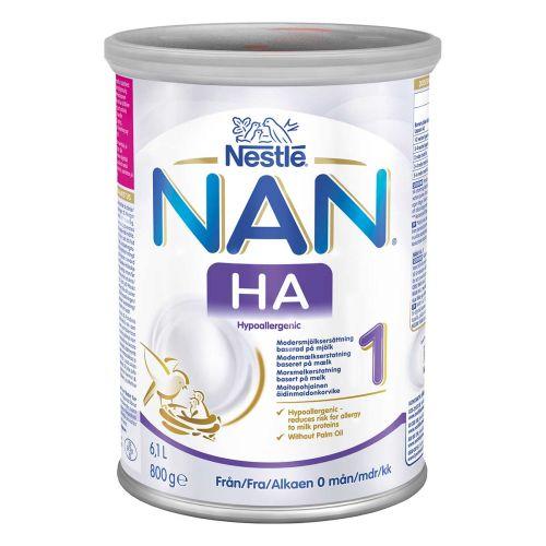 NESTLE NAN H.A. 1 800G 800 G