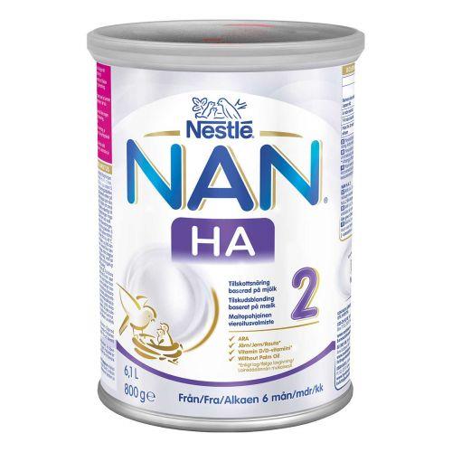 NESTLE NAN H.A. 2 800G 800 G