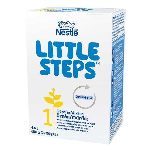 NESTLE LITTLE STEPS 1 600G 600 G