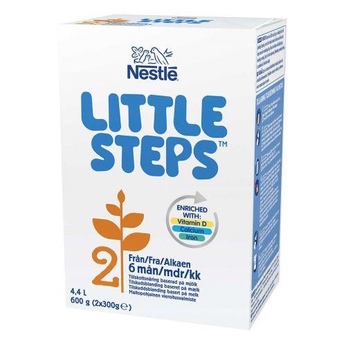 NESTLE LITTLE STEPS 2 600G 800 G