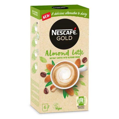 NESCAFE GOLD NON DAIRY ALMOND LATTE 96 G