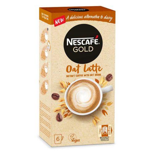 NESCAFE GOLD NON DAIRY OAT LATTE 96 G