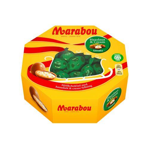 MARABOU HAZELNUT&CREAM TREATS 144 G