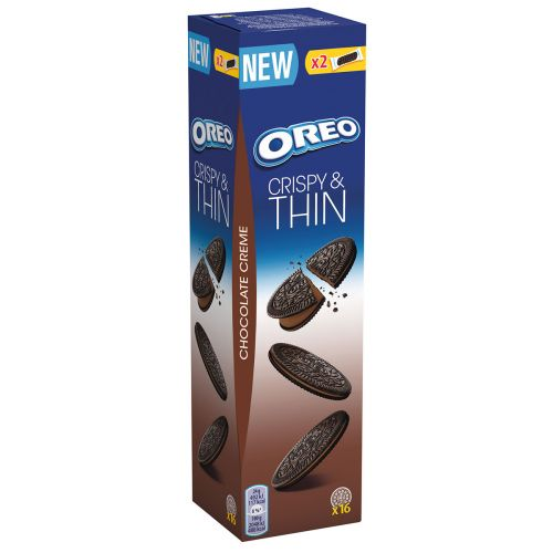 OREO CRISPY & THIN CHOCOLATE CREME 96 G