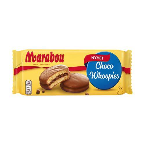 Marabou Choco Whoopies leivoskekseja 175g