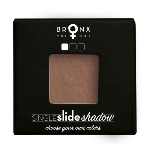 BRONX COLORS SINGLE SLIDE SHADOW 2 G, 36 PECAN SANDIE