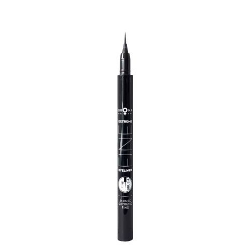BRONX COLORS EXTREME FINE EYELINER 0,24 ML, 01 DEEP BLACK