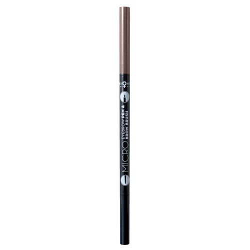BRONX COLORS MICRO EYEBROW PEN & BROW BRUSH 0,05 G, 01 BLONDE