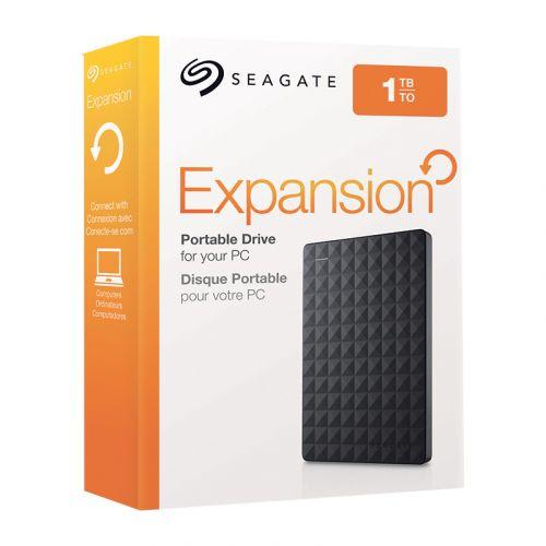 Seagate Expansion 1 Tt ulkoinen USB 3.0 -kovalevy