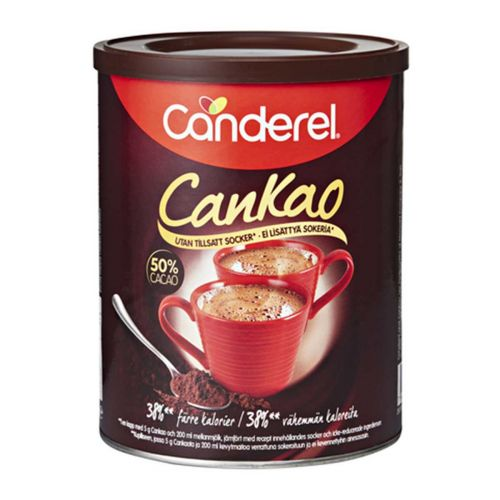 CANDEREL CANKAO KAAKAOJUOMAJAUHE 250 G
