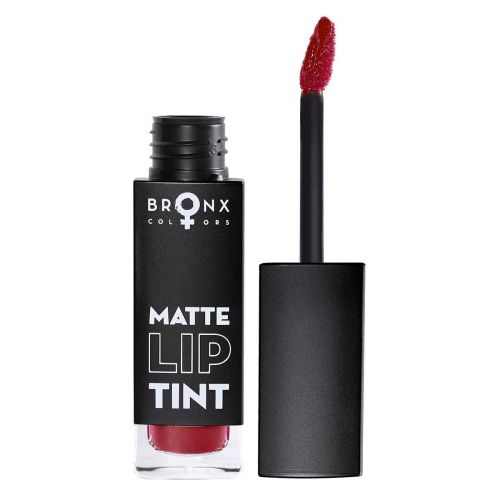 BRONX COLORS MATTE LIP TINT 5 ML, 11 RED WINE