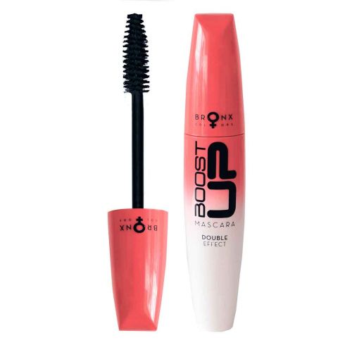 BRONX COLORS BOOST UP MASCARA 13 ML, 406 BLACK