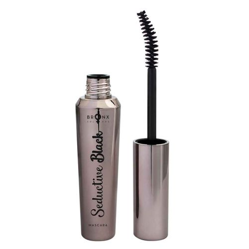 BRONX COLORS SEDUCTIVE BLACK MASCARA 10 ML, 408 BLACK