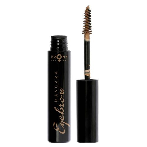 BRONX COLORS EYEBROW MASCARA 8 ML, 01 BRUNETTE