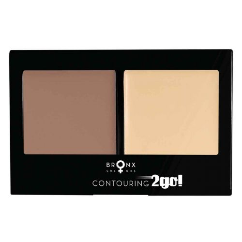 BRONX COLORS CONTOURING 2GO 8 G, 01 TAUPE / LIGHT NEUTRAL