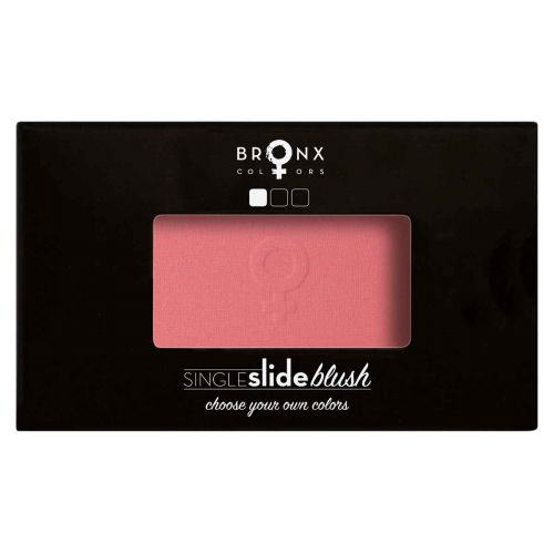 BRONX COLORS SINGLE SLIDE BLUSH 4 G, 07 CORAL
