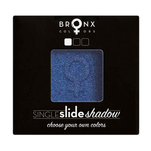 BRONX COLORS SINGLE SLIDE SHADOW 2 G, 19 AIR FORCE BLUE