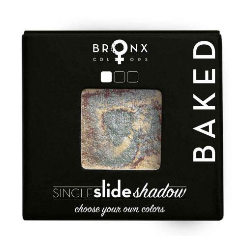 BRONX COLORS SINGLE SLIDE BAKED SHADOW 2 G, 01 MOON