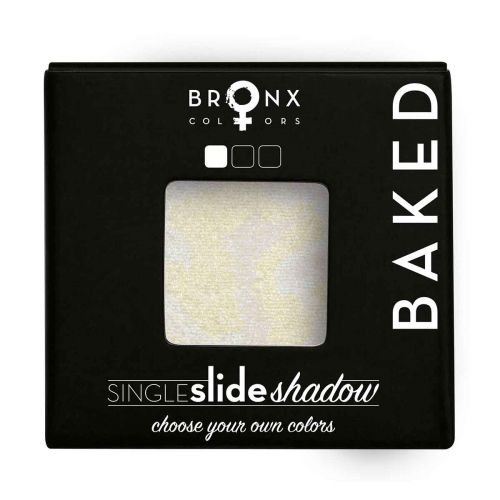 BRONX COLORS SINGLE SLIDE BAKED SHADOW 2 G, 03 URANUS