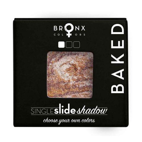 BRONX COLORS SINGLE SLIDE BAKED SHADOW 2 G, 09 VENUS