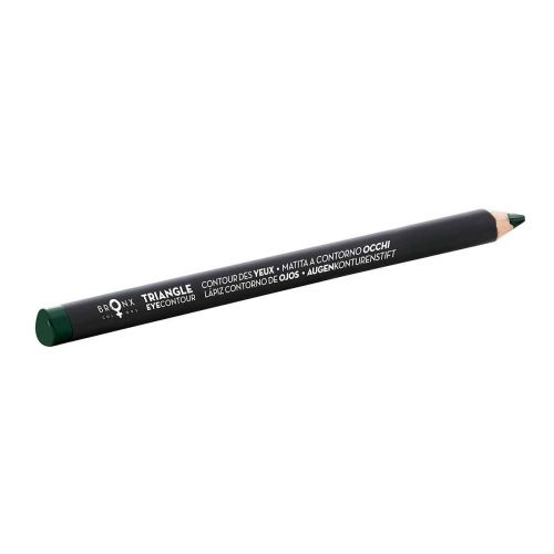 BRONX COLORS TRIANGLE EYE CONTOUR PENCIL 1,13 G, 10 GREEN MAED