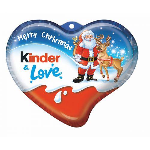 KINDER&LOVE XMAS 37 G