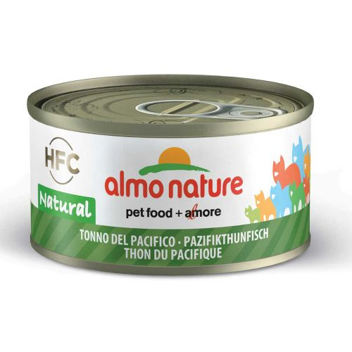 BEST FRIEND ALMO NATURE CATS HFC NATURAL TYYNENMEREN TONNIKALA 70 G