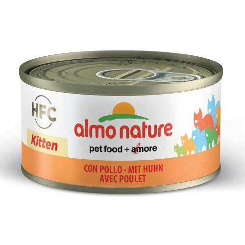 BEST FRIEND ALMO NATURE CATS HFC NATURAL KANAA KISSANPENNUILLE 70 G