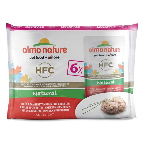 BEST FRIEND ALMO NATURE CLASSSIC KANA-KATKARAPU 6-PACK 330 G