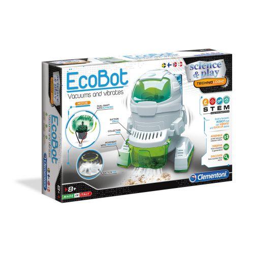 Clementoni Ecobot robotti