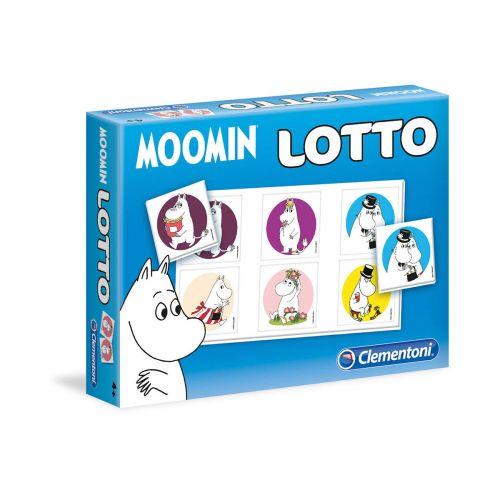 Clementoni Muumi Lotto