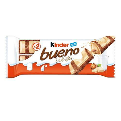 KINDER KINDER BUENO WHITE  39 G