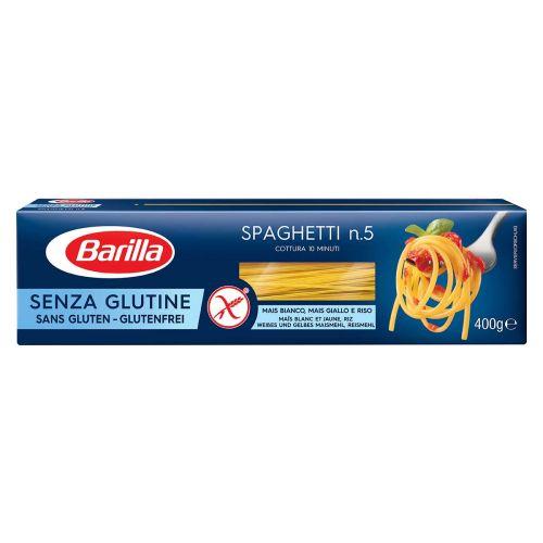 BARILLA SPAGETTI GLUTEENITON  400 G