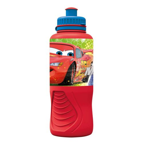 CARS JUOMAPULLO 400ML ERGONOMINEN