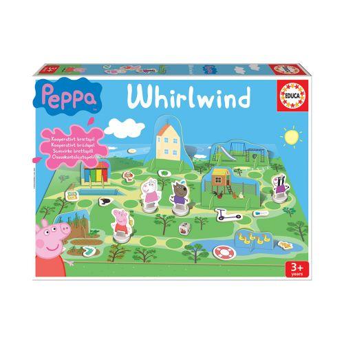 EDUCA PEPPA PIG WHIRLWIND GAME LAUTAPELI