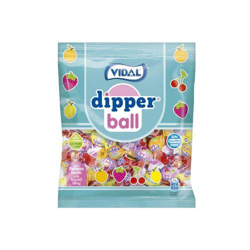 DIPPER BALL TOFFEESEKOITUSPUSSI 70 G