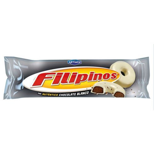 FILIPINOS VALKOSUKLAAKEKSI 135 G