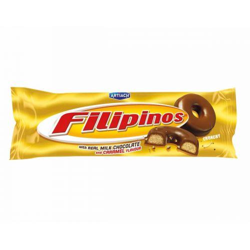 FILIPINOS KINUSKI MAITOSUKLAAKEKSI 135 G