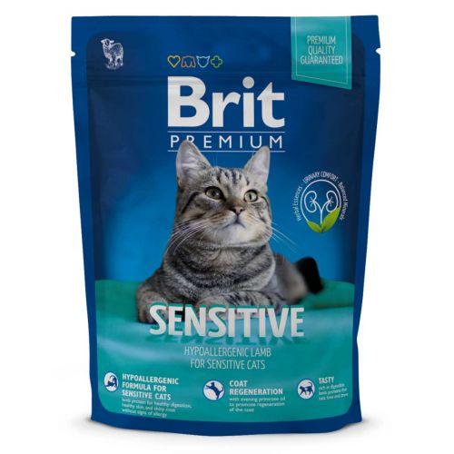 BRIT PREMIUM CAT SENSITIVE LAMB 300 G