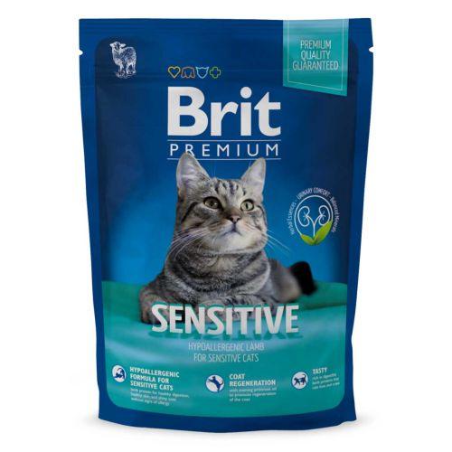 BRIT PREMIUM CAT SENSITIVE LAMB 1,5 KG