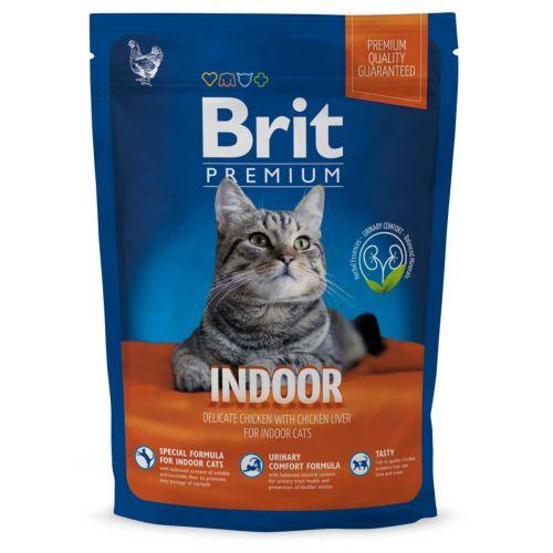 BRIT PREMIUM CAT INDOOR CHICKEN 1,5 KG