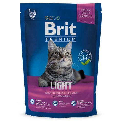 BRIT PREMIUM CAT LIGHT CHICKEN 1,5 KG