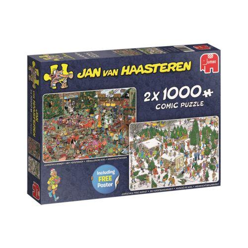 JAN VAN HAASTEREN GIFTS 2X1000 PALAA