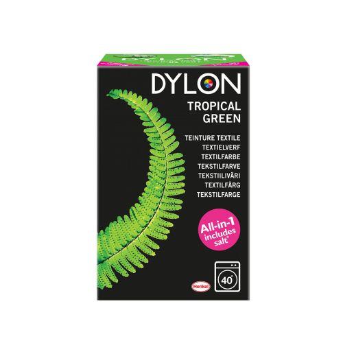 DYLON TROPICAL GREEN TEKSTIILIVÄRI 350 G