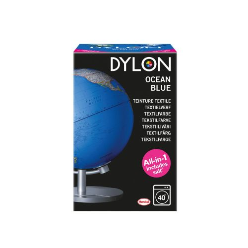 DYLON OCEAN BLUE TEKSTIILIVÄRI 350 G