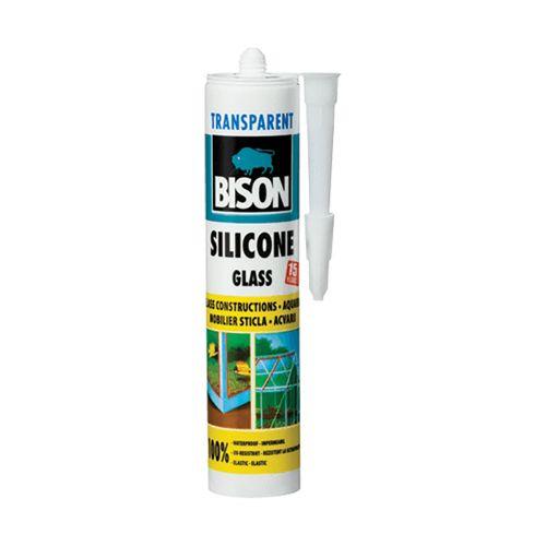 BISON SILICONE GLASS 280 ML AKVAARIOT